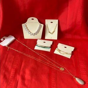 LC Lauren Conrad 🌺 Necklaces and Bracelets NWT